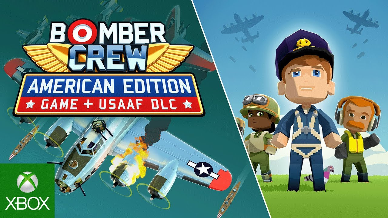 Bomber Crew: American Edition Coming 12th March