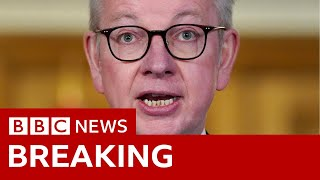 Gove: No fixed date for peak of epidemic - BBC News