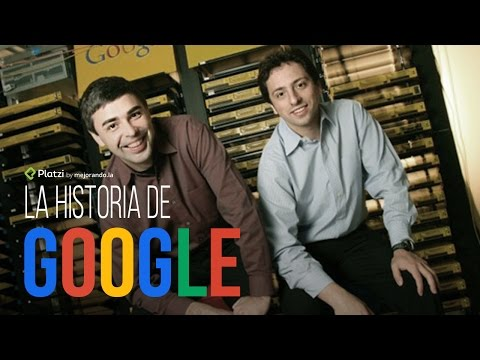 La historia de Google en el Googleplex