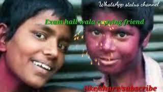 HAR EK FRIEND ZAROORI HOTA HAI – SONG//  WhatsApp status video//friendship Day special song