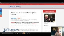 Teeka Tiwari Palm Beach Confidential Review by REAL MEMBER