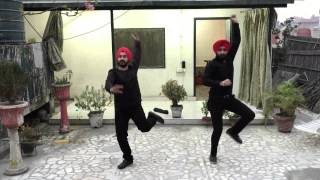 5 taara   diljit dosanjh   bhangra steps   latest punjabi song   must watch ending