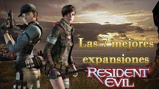 Las 7 mejores expansiones de resident evil