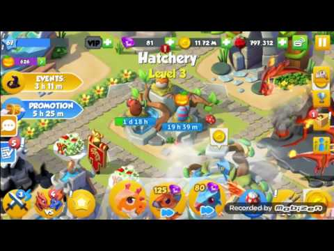 How to breed magnet dragon - Dragon Mania Legends #3