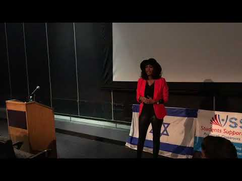 Students Supporting Israel at Columbia University Hosting Miss Israel