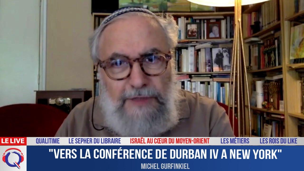 Vers la Conférence de Durban IV à New York - IMO#143