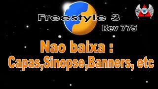 Feestyle 775 - Não baixa Capas,Sinopse,Banners, etc- RGH