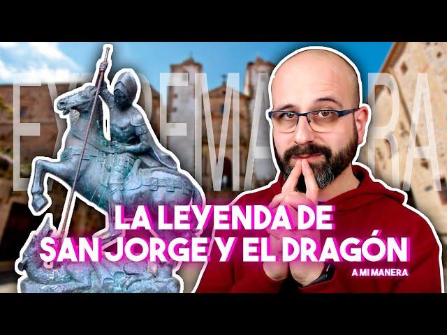 🐲 LEYENDA DE SAN JORGE Y EL DRAGÓN DE