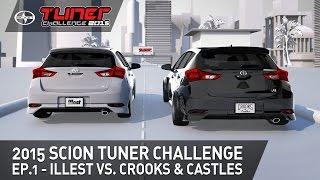 Scion Tuner Challenge 2015