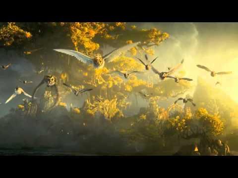 Legend of The Guardians Soundtrack - 13.  More Baggy Wrinkles