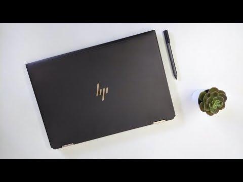 """HP Spectre x360 15.6"""" Review 2019 GTX 1650"""