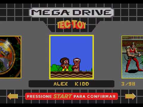 sega megadrive genesis emulator 840 games
