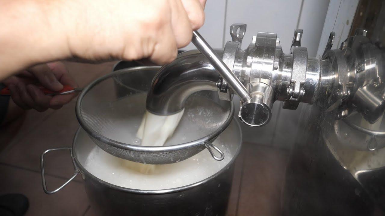 Tofu Pudding(with Peanuts, Mung Bean, Red Bean), Smoothie(Pineapple, Lemon Vinegar) - 台中神岡美食 老薑湖梅子豆花