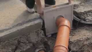 Монтаж ливневой канализации(, 2014-09-09T16:42:22.000Z)