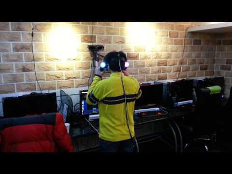 [DIY-VR] : Positional Tracking System Using OSVR & PSMove