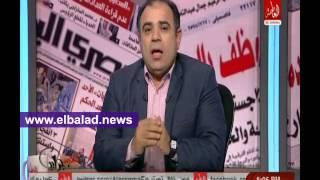 مجدى طنطاوي: «اليوم آخر حلقاتي على قناة العاصمة».. فيديو