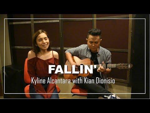"""Fallin'"" by Kyline Alcantara"