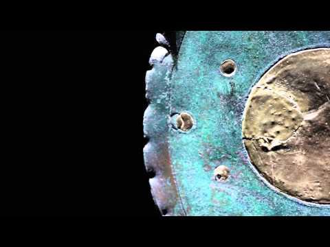 The famous Nebra Sky Disk