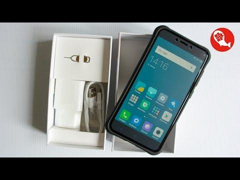 Смартфон Xiaomi Redmi 4X 3/32GB глобальная версия | Обзор и тест | Посылка из Китая