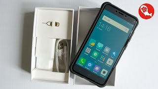 Смартфон Xiaomi Redmi 4X 3/32GB Global Version | Посылка с AliExpress