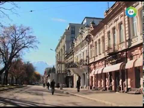ПУТЕВОДИТЕЛЬ. Проспект Мира - старейшая улица Владикавказа