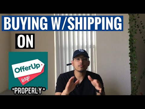 HOW TO BUY W/SHIPPING SAFELY ON OFFERUP   Tips, Tricks & Personal Experiences