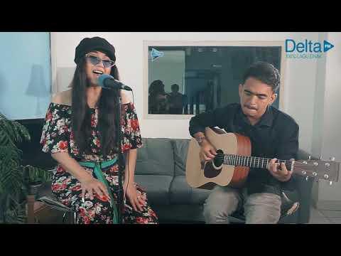 TITI DJ - BAHASA KALBU (live at Delta FM)