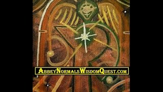 Sacred Geometry Angel -The Truth About Light - Abbey Normal