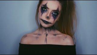 Gambar cover Halloween || Glitter Clown Makeup