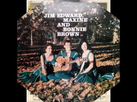 Early Jim Edward Brown/Maxine Brown - Looking Back To See (ORIGINAL) - (1954).**