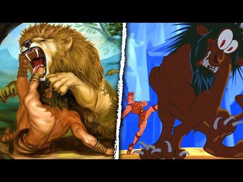 The 12 Labors of Hercules   Disney Explained - Jon Solo