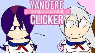 WHAT IF MEGAMI, OKA & OSANA WERE 2D & YOU COULD CLICK THEM? YANDERE CLICKER! Lover High School
