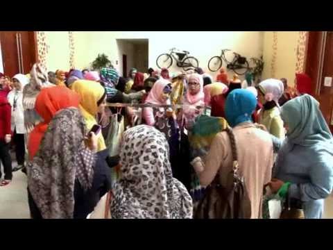 LAUNCHING HIJABERS BATAM 2012 (COVER YARABI SONG)