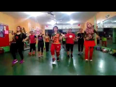 Echame La Chupe Fitness Dance by Tuaran Aerodance