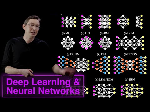 Neural Network Architectures and Deep Learning