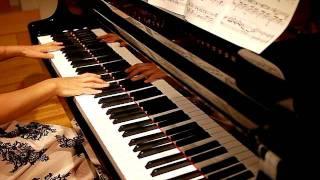 メンデルスゾーン 無言歌集Op53-3    Presto agitato / Mendelssohn