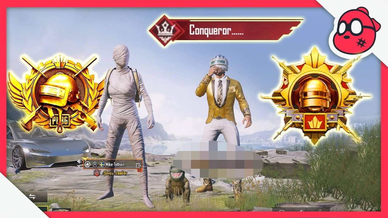 Playing with Conqueror player