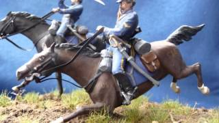 "Masterbox ""US Cavalry - American Civil War"" in 1/35 scale"