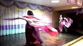 Исполнительница танца живота Джалила