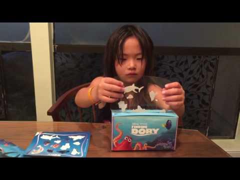 Finding Dory -- scene maker