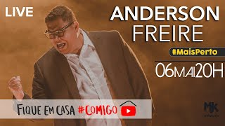 ANDERSON FREIRE - Live 2 #FiqueEmCasa Adore #Comigo #MaisPerto #MKnetwork