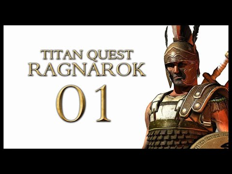Titan Quest: Ragnarok Gameplay Walkthrough Let's Play Part 1 (CALL OF NATURE)