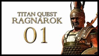 Titan Quest: Ragnarok Gameplay Walkthrough Let