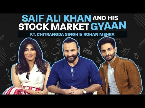 Saif Ali Khan: Kareena Kapoor Khan loved the trailer of Baazaar | Pinkvilla | Bollywood | Kem Cho
