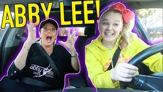 DRIVING WITH ABBY LEE!!!