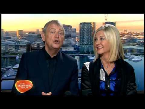 John Farnham And Olivia Newton John - The Morning Show 2015