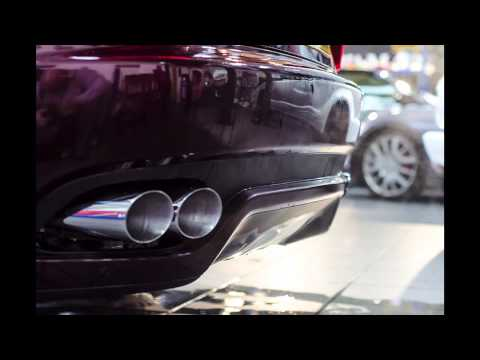 Maserati GranTurismo V8 - Larini Exhaust System With Switchable Valves