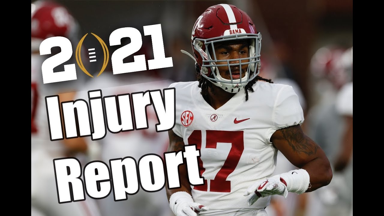 Landon Dickerson, Jaylen Waddle play through injuries to help Tide ...