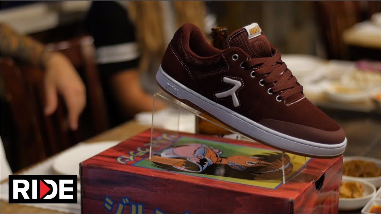 Hook up skate shoes