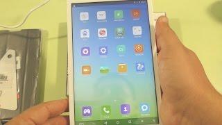 Планшет Teclast P80 4G + чехол ► Посылка из Китая / GearBest